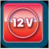 Вентилятор Вентс 150 Квайтлайн 12В