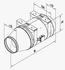 ТТ Сайлент-МД 355-1 EC