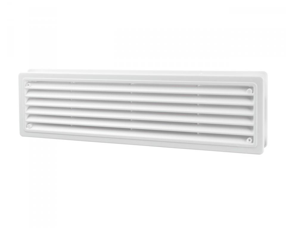 Приточно-вытяжная решетка дверная серии МВ 440/2