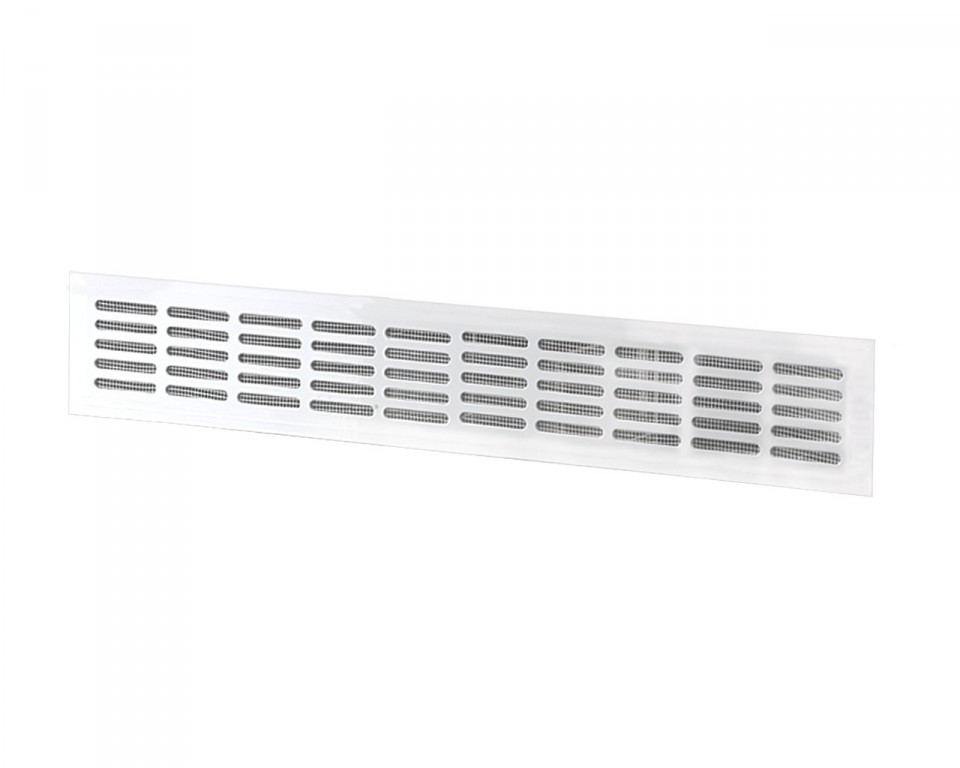 Приточно-вытяжные решетки металлические дверные серии МВМП