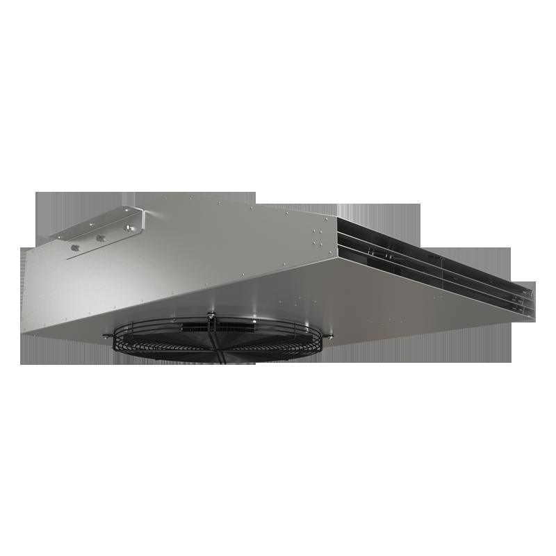 Центробежные импульсные вентиляторы ICF