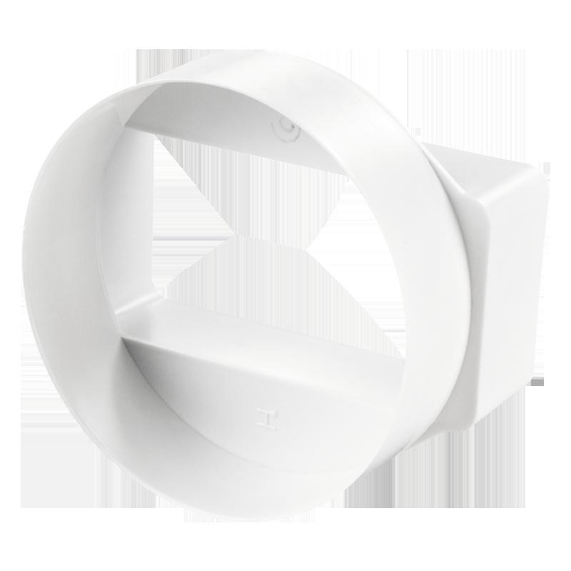 Редуктор для плоских и  круглых каналов