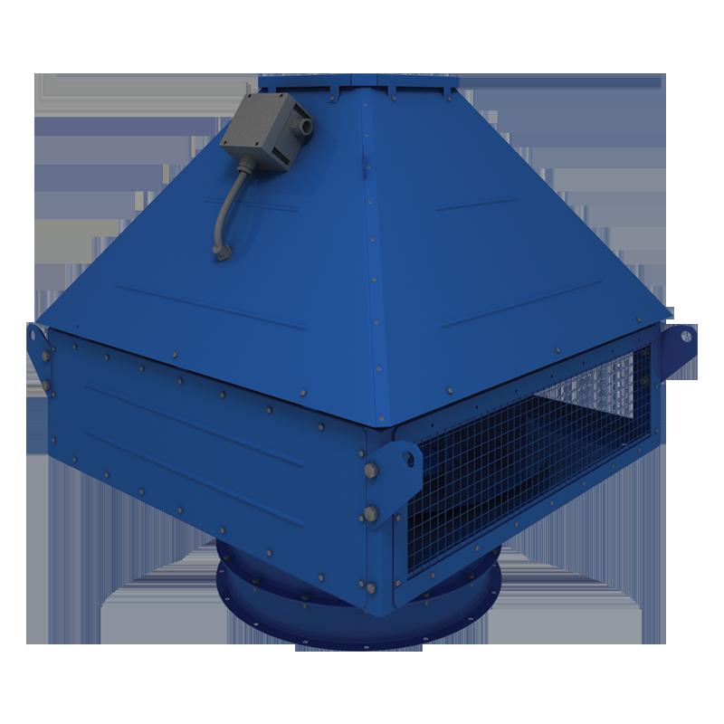 Крышный центробежный вентилятор дымоудаления ВЕНТС ВКДГ
