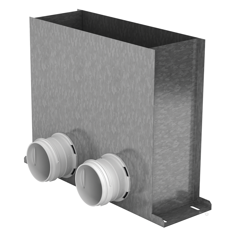 FlexiVent 0821300х100/75х2 / DN75
