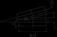 ВЕНТС Отвод 15-160